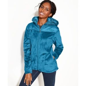 550d8f3bb Women's Blue North Face Oso/Osito Hooded Jacket